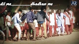 Nagpuri chain dance