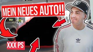 MEIN NEUES AUTO 😍 endlich SPORTWAGEN!