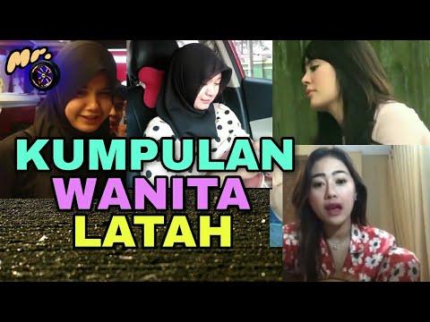 Kompilasi Viral Lucu #04 Kumpulan Wanita Cantik Latah Kocak Parah Bikin Ngakak Sedunia HD