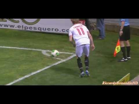 Álvaro Negredo 2013 - Goals - Sevilla FC