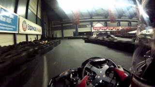 Kart Driving in Landsberg I 150 Abonnenten Special Part2