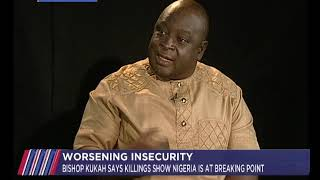 Worsening Insecurity in Nigeria | Journalists'Hangout 23rd  April 2019