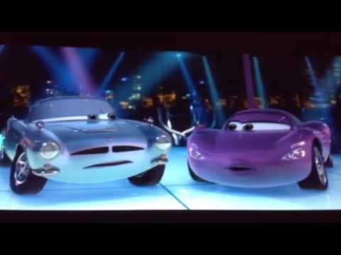 Cars  Finn Mcmissile And Holley Shiftwell