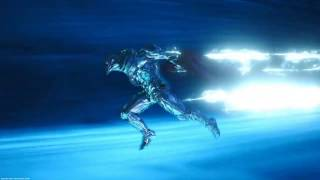 The Flash vs SAVITAR