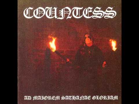 Countess - The Wrath Of Satans Whore