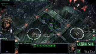 StarCraft 2 - Playthrough /  Secret Mission [Piercing the Shroud 1/2] Part 56