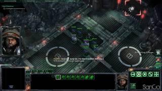 StarCraft 2 - Playthrough /  Secret Mission [Piercing the Shroud 1/2] Part 56