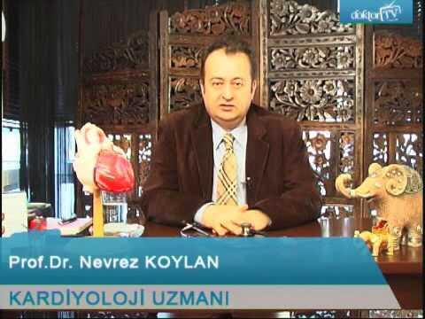 Koroner kalp hastalığı nedir - Prof. Dr. Nevrez Koylan