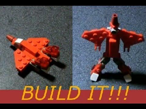 LEGO Transformers Bumblebee Building Tutorial (Part 3)