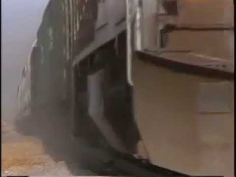 Train School Bus Crash Video