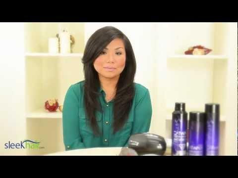 How to get Voluminous Hair – TIGI Root Boost