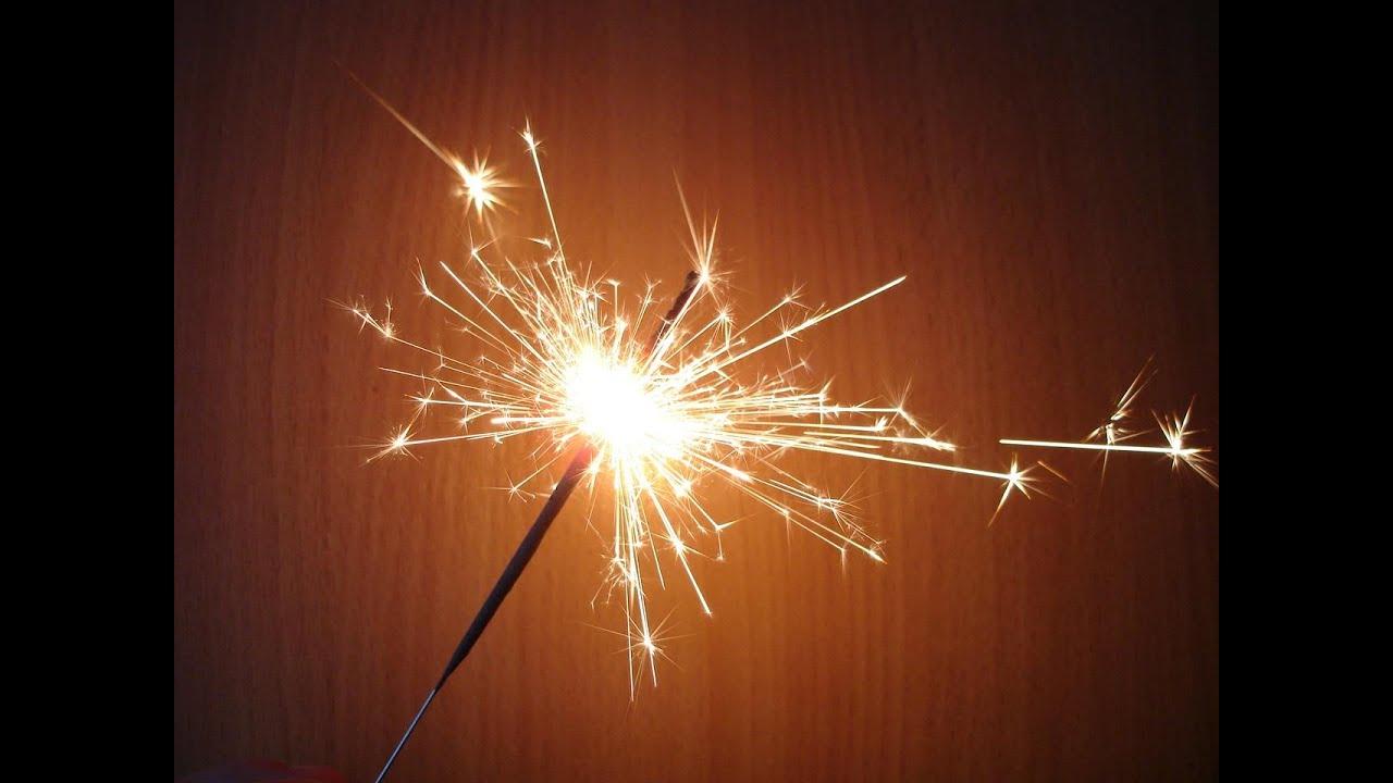 Бенгальские огни как сделать самому