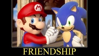 """When Can I See You Again"", Featuring Mario and Sonic"