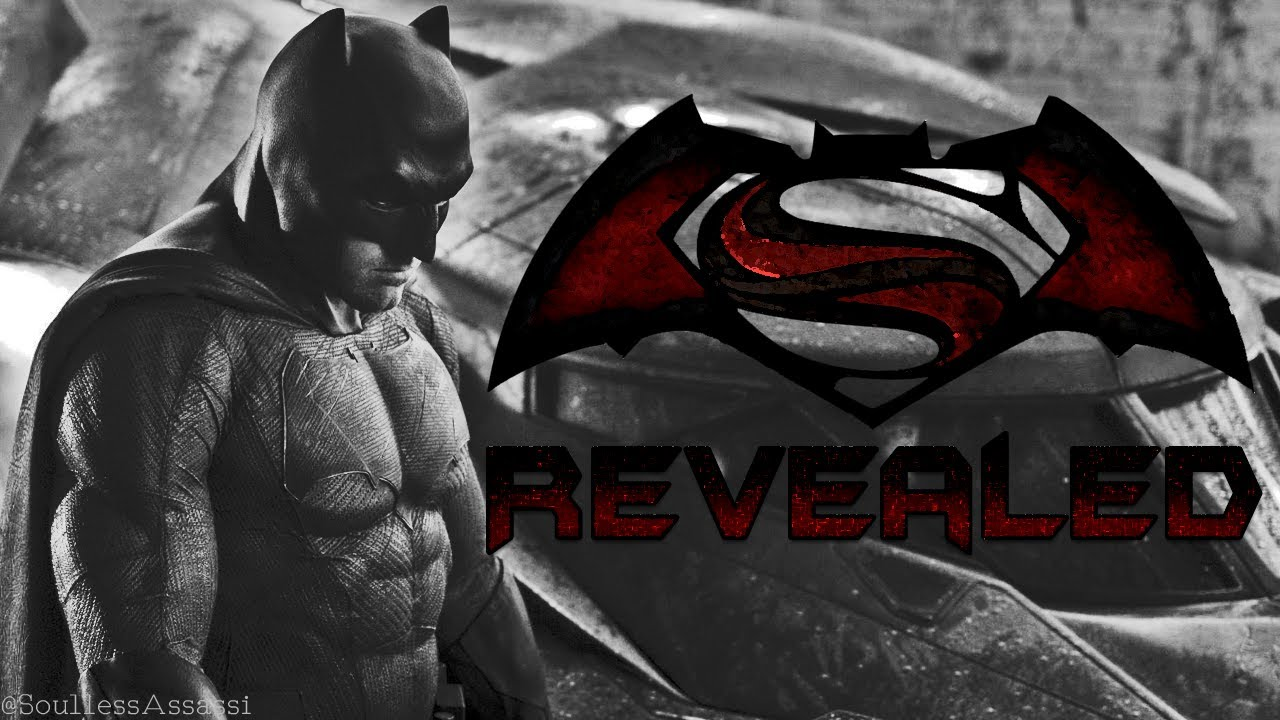 Batsuit Revealed Ben Affleck Batsuit Revealed Ben A...