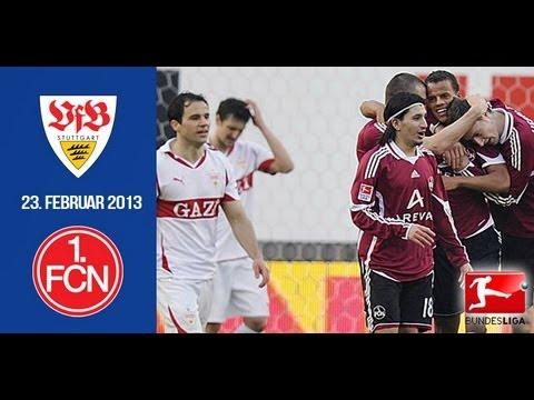 VfB Stuttgart : 1.FC Nürnberg - 23. Februar - 23.Spieltag Bundesliga [HD][FIFA 13 Prognose]