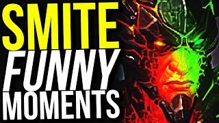 NEW CRIT & ABILITY BASED ULLR BUILD! (it sucks) - SMITE FUNNY MOMENTS