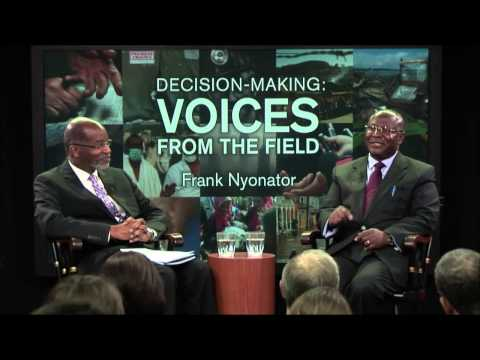 Championing Leadership: In Pursuit of Universal Health Coverage | Frank Nyonator of Ghana | Voices