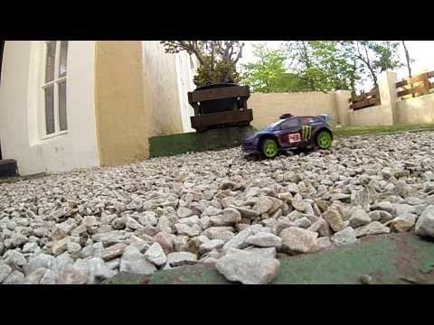 DRIFT77 - RC Gymkhana FIVE: The Remake (Ken Block 2013 Hoonigan Division Livery)