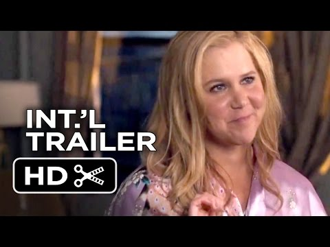 Trainwreck Official International Trailer #1 (2015) - Amy Schumer, Bill Hader Movie HD