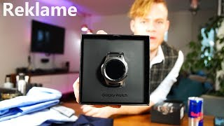 Samsung Galaxy watch 2 Unboxing (Hyggevlog)
