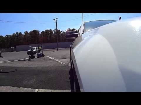 11.31 @ 128.77 MPH Shelby GT500 @ Atco Dragway 3 Different Angles Film