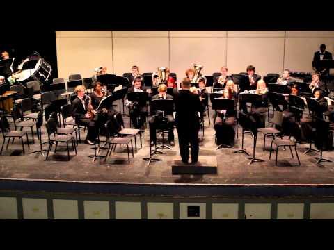 "Jackson High School Varsity Band - ""The Regiment's Return"""