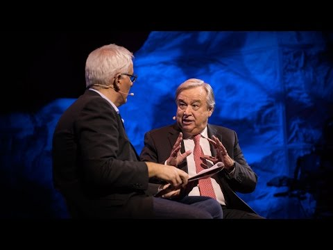 Refugees have the right to be protected | António Guterres thumbnail
