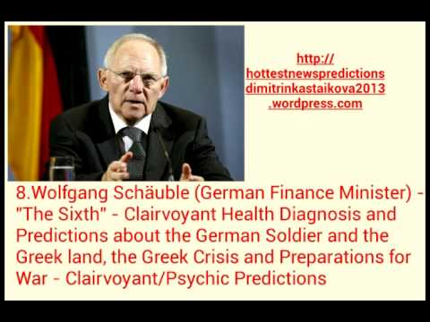 Ebook:The Greek Crisis over oil and gas- Clairvoyant/Psychic Predictions for the Eurozone Countries