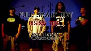 FULL SCALE RIOT - Rising Tide (Lyric video)