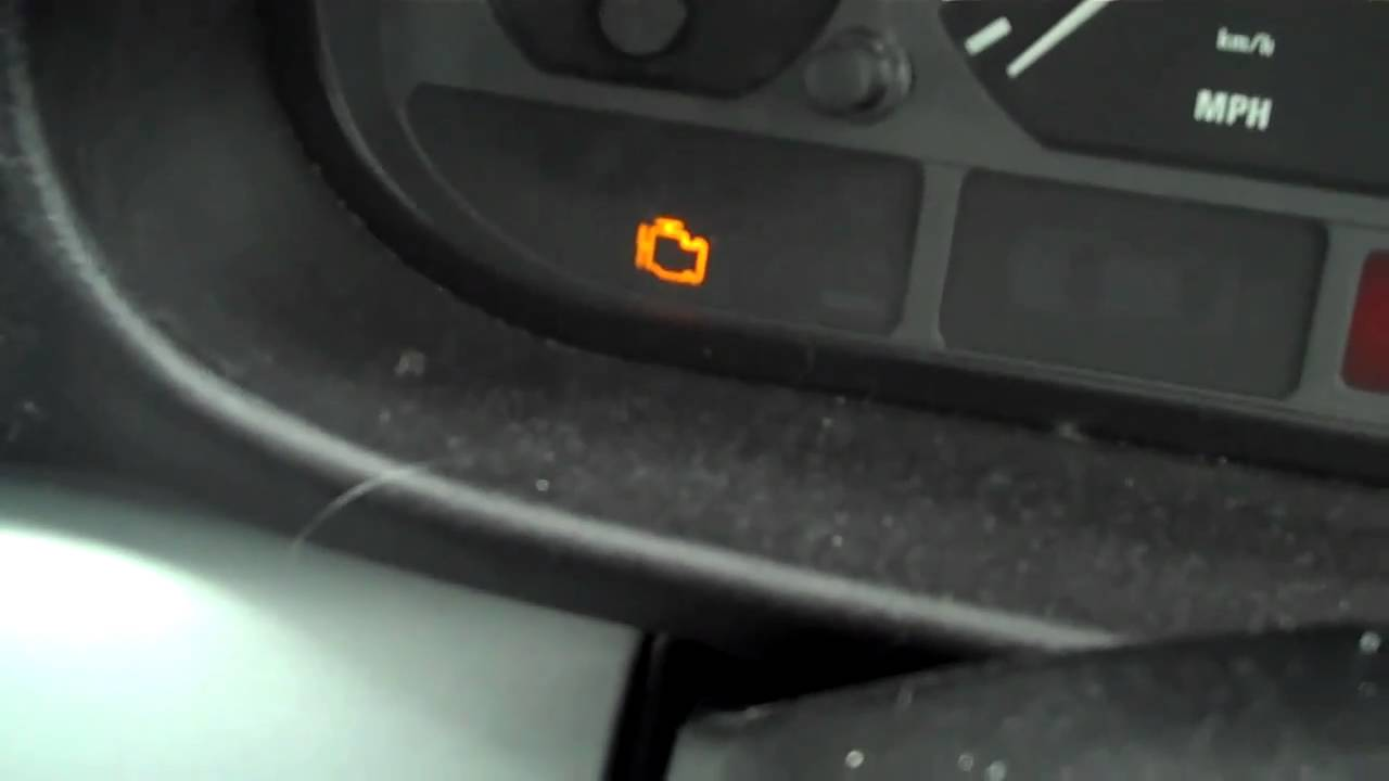 Check Engine Light Does Not Come On