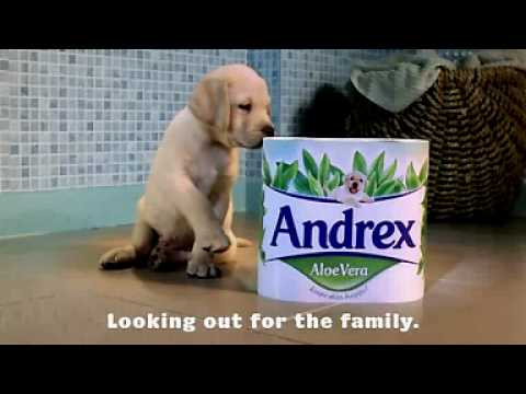 Andrex  Monster in the Bathroom