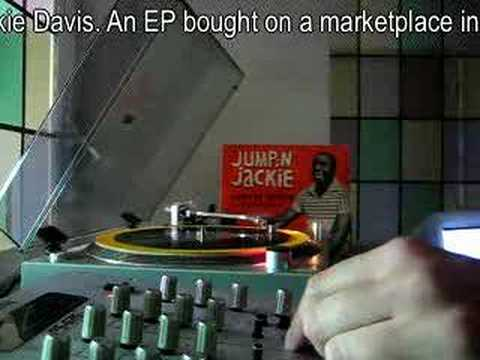 Jackie Davis - Jumpin' Jackie Video