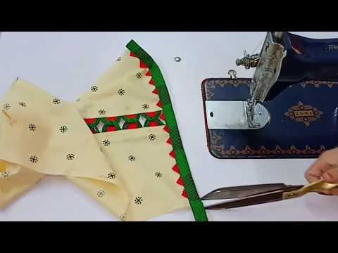 Very Beautiful and creative Sleeves design/latest kurti sleeves design