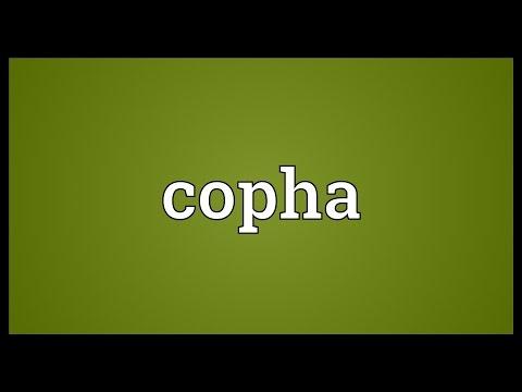Header of copha