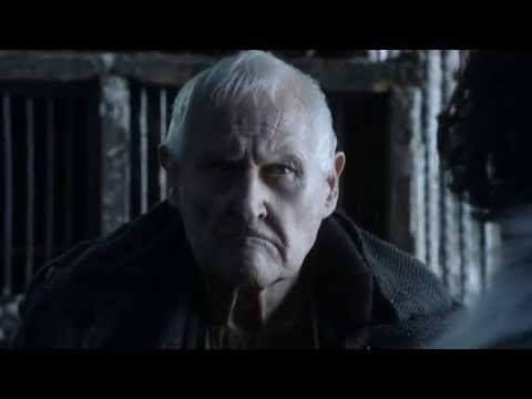 Aemon Targaryen reveals his identity to Jon Snow