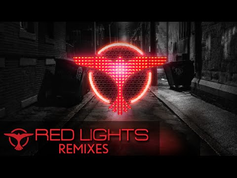 Tiesto- Red Lights (Fred Falke Remix)