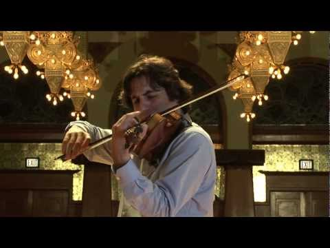Philippe Quint plays Nigun on Ex- Vieuxtemps 1741 Guarneri Del Gesu