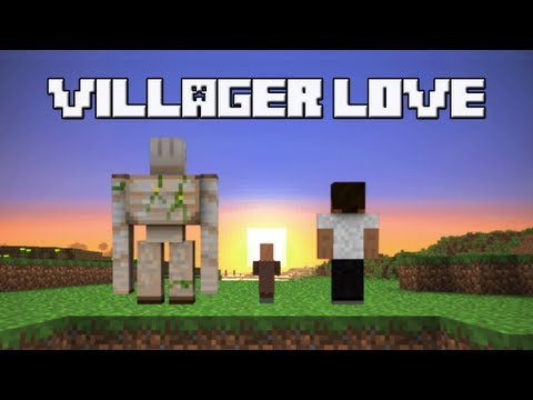 Villager Love (Minecraft Machinima)