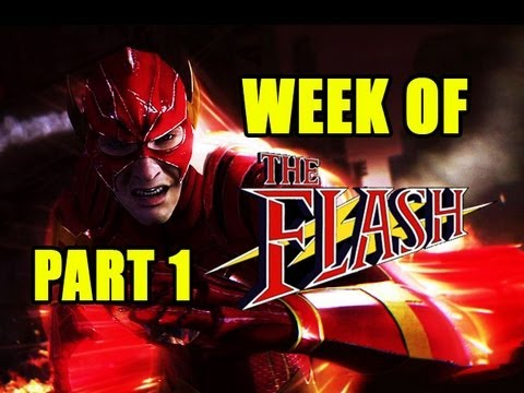 Week Of THE FLASH: Injustice Ranked Matches #1