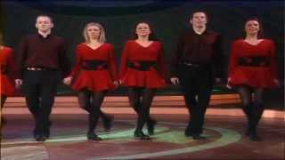 Irish Dance Group -  Riverdance Finale 2004