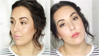 FRISCHER DROGERIE LOOK I SOMMER GLOW IN 10 SCHRITTEN I LOREAL PARIS CUSHION FOUNDATION REVIEW