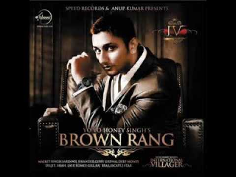 Yo Yo Honey Singh - Brown Rang (instrumental With Hook) (bass Boosted) video