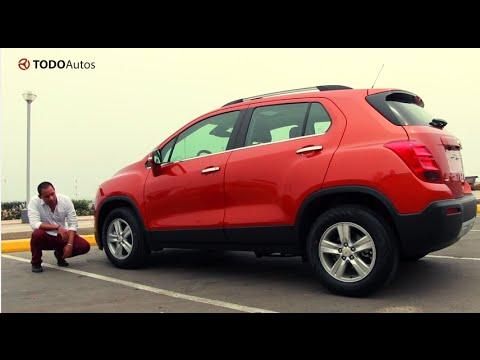 Test drive Chevrolet Tracker 2015   Video en Full HD   TODOAutos.pe