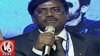 HCA President Vivekanand Speech At Kaka Memorial Telangana T-20 League Closing Ceremony