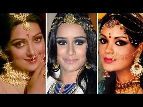 Shraddha Kapoor Compared With Zeenat Aman And Hema Malini?