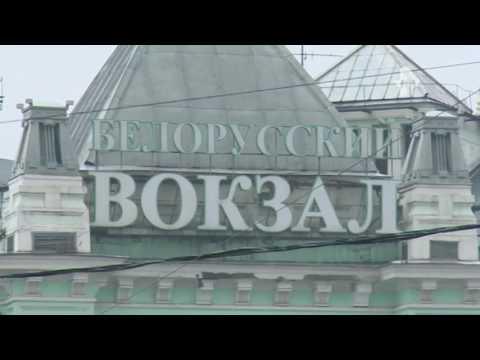 В Москве возле Белорусского вокзала работает настоящая банда такистов