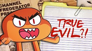 Is Darwin from Gumball Definitely EVIL? -  Cartoon Conspiracy (EP228)   Channel Frederator