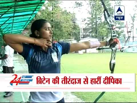 Deepika Kumari crashes out to end Indian challenge in archery ‎