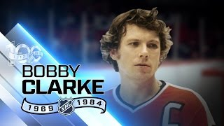 Bobby Clarke led Flyers to back-to-back Stanley Cups