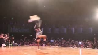 Hill vs. Marcio vs. Kid One vs. BTwins | IBE 2012 – Powermove Final